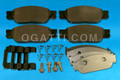 FRONT BRAKE PADS LINCOLN LS 1999-05 # XW4Z-2001-AA