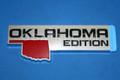 OKLAHOMA EDITION EMBLEM FORD EXPEDITION F150 F250 F350 F450 F550 #9L3Z-9942528-B