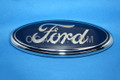 OVAL FORD TAILGATE EMBLEM 2009-2013 FORD F150 FOR VEHICLES W/ BACKUP CAMERA#CL3Z-9942528-AA