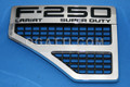 FORD VENT AND F250 LARIAT SUPER DUTY FENDER 2008-2010  #8C3Z-16720-C | 8C3Z-16228-F