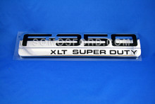 5C3Z-16720-SA   F-350 XLT SUPER DUTY EMBLEM