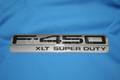 BRAND NEW OEM  F-450 XLT SUPER DUTY EMBLEM 5C3Z-16720-TA |2004-2010