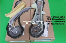 BRAND NEW FORD OEM MUSTANG 4.0L V6 SOHC CASSETTE TIMING CHAIN SET-2 #7L2Z-6M289-A 4L2Z-6M290-AA