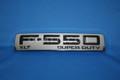 8C3Z-16720-U | F-550 XLT SUPER DUTY EMBLEM