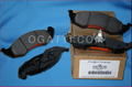 BRAND NEW OEM FRONT BRAKE PADS MERCURY VILLAGER NISSAN QUEST XF5Z*2001*AA