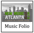 New Music Atlanta 2012 Music Folio