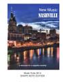 New Music Nashville 2014 Music Folio Shape Note Edition