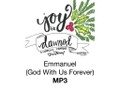 Emmanuel (God With Us Forever) NMN 2018 MP3
