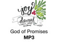 God of Promises MP3