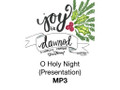 O Holy Night MP3