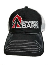 Broadhead Barn Red/White Logo Cap