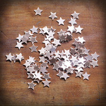 Copper Blank Star Stamped Shape for Enamelling & Other Crafts