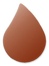 Copper Blank Drop Stamped Shape for Enamelling & Other Crafts