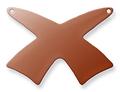 Swords, crossed - 10 Pack (Copper Blank 889)