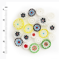 Millefiori for enamelling & other crafts