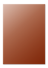 Rectangle, 100*70 mm - 10 Pack (Copper Blank 790)