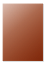 Rectangle, 120*85 mm - 10 Pack (Copper Blank 791)