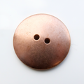 Button, 22mm, domed - 10 Pack (Copper Blank 250)