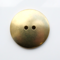 Button, 22mm, domed - 10 Pack (Brass Blank 250)