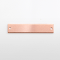 Bracelet piece, 40*8 mm - 10 Pack (Copper Blank 608)
