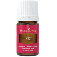 R C Essential Oil Blend from Young Living 5 ml