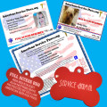 SERVICE DOG ID FULL IDENTIFICATION PACKAGE #4