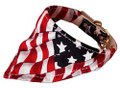 America the Beautiful Bandana Collars Patriotic