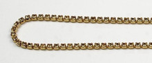 12PP (1.9mm) Light Colorado Topz rhinestone cup chain, 120 stones per foot