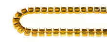FC108/33: 10mm x 8mm Octagon unset chain, 33 boxes per foot.
