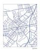Cranford New Jersey city map