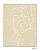 Newport Rhode Island city map