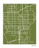 St. Petersburg Florida city map