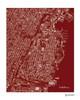 Hoboken New Jersey Cityscape