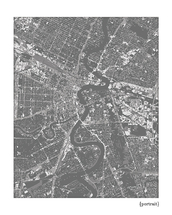 Winnipeg Manitoba cityscape