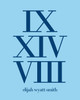 Roman Numerals art print