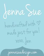 Jenna Sue Pro Font