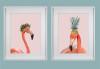 Flamingo 1 and 2