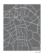 Apeldoorn Netherlands City Map
