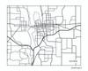 Olympia Washington City Map