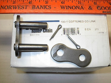 #100 Connector Links, PRC Imported