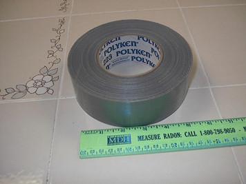 223 10mil Heavy Duty duct tape