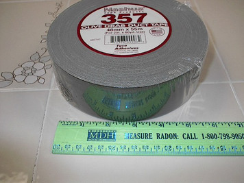 357 Extra Heavy Duty Duct Tape 13 mil