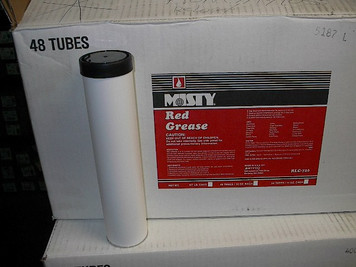 G00726 Red Grease (Extra Heavy Duty Non-Melt) $/tube