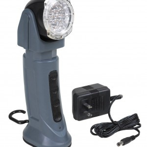 LR202. 20LED Rechargeable Multi-Directional Task Light