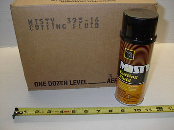 Misty A00395 Cutting Fluid 16oz Aerosol, Amrep Inc. $/can