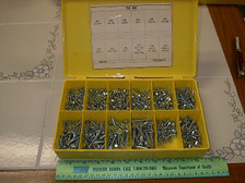 TK 380 Self Drilling Screws, in a durable cold weather resistant box.