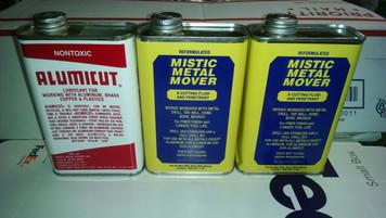 Mistic Metal Mover and Alumicut