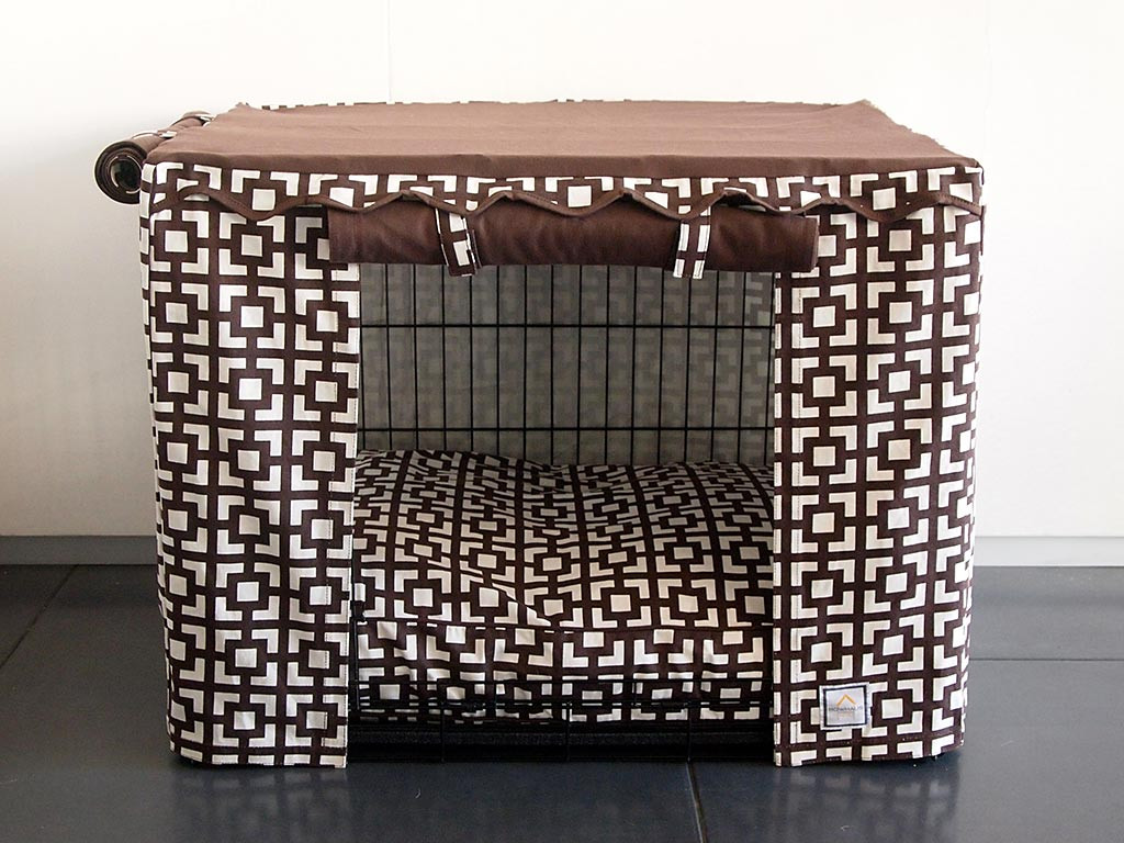 Lattice Crate Cover