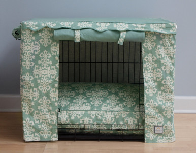 Elegancia crate cover and bed