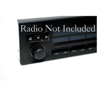 Radio Not Included